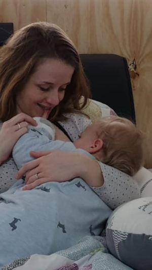 borsvoeding afbouwen na een jaar