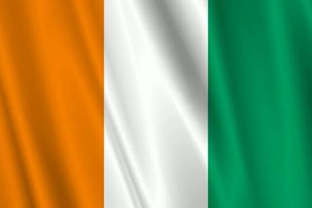 コートジボワールの国旗