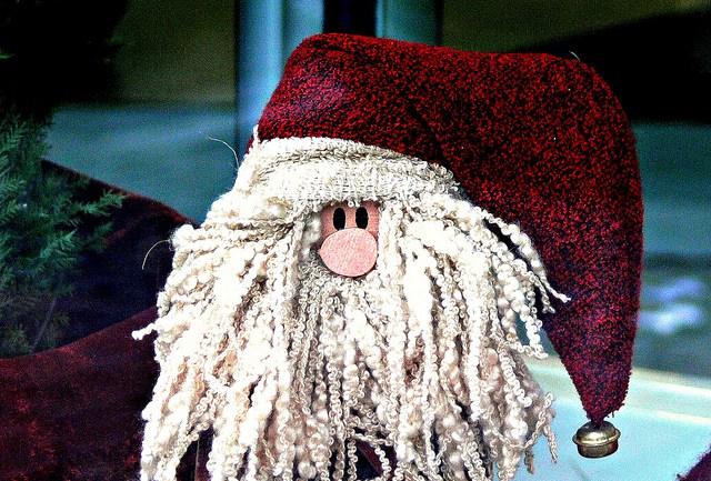weihnachtspuppenmann