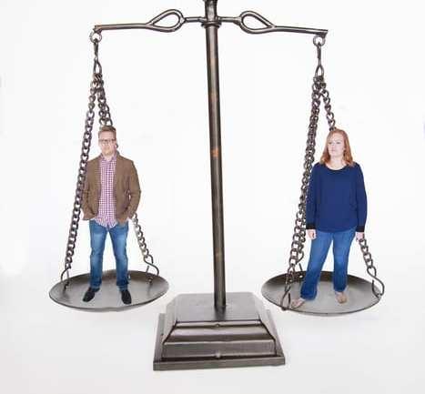 Trennung mit Kindern und die Gerechtigkeit