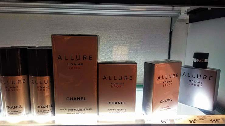 Herrenduft von Chanel