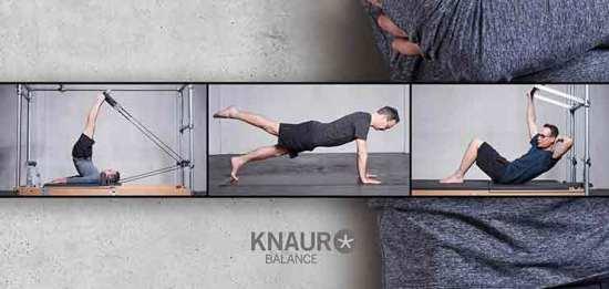 Ausschnitt aus dem Buchcover Pilates für Männer: