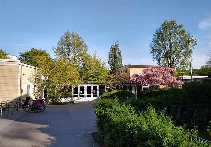 Reformschule Max-Brauer-Schule in Hamburg