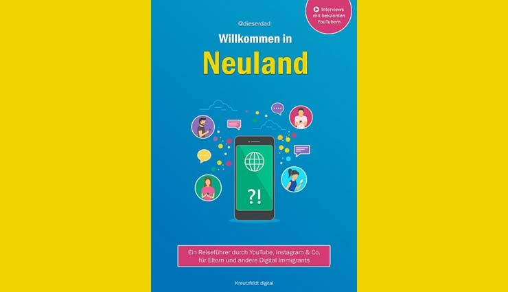 Willkommen in Neuland Buchcover