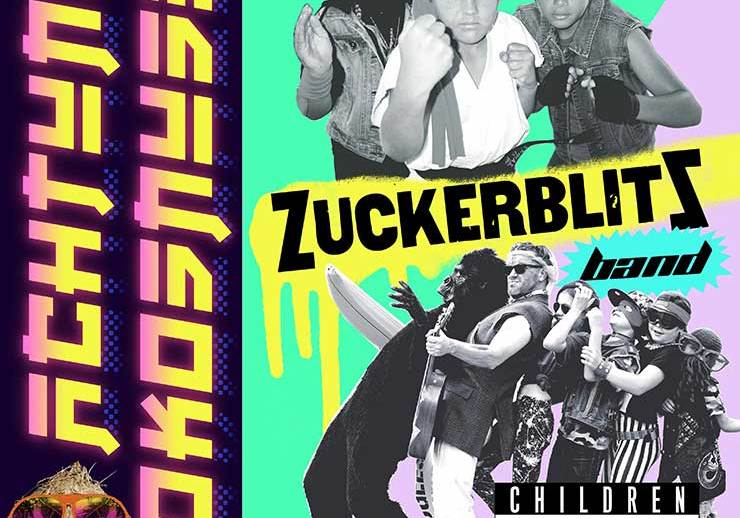 Musiktipp: Porky von Deichkind & die Zuckerblitz Band