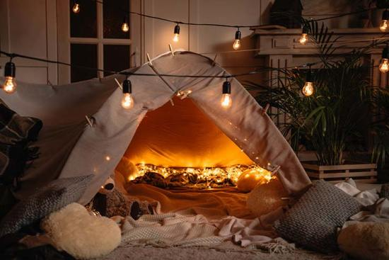 Nachtlichter: LED Leuchten im Kinderzimmer und im Haus