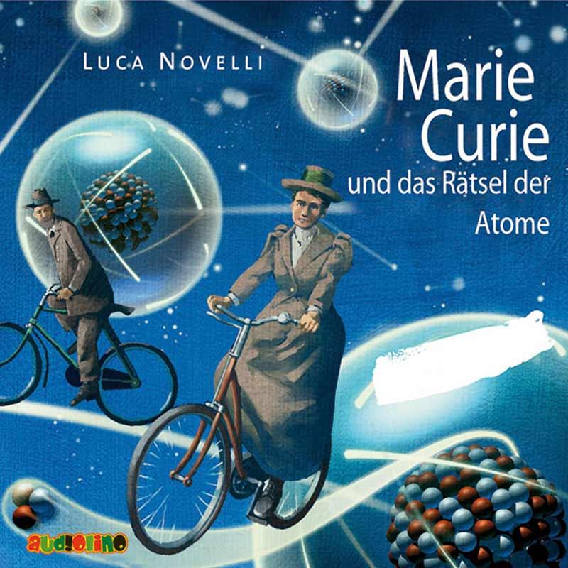 Marie Curie Hörbuch zum Frauentag