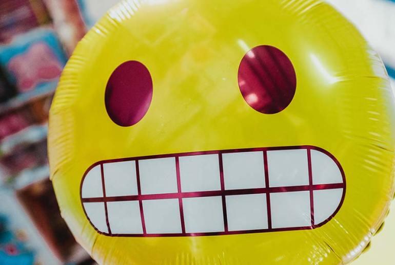 Bibber-Smile zum Nichtdurchdrehen in der Pandemie