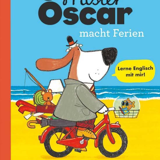 Cover: Mister Oscar macht Ferien