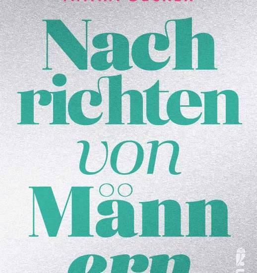 Cover: Nachrichten von Männern