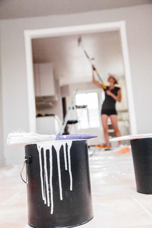 Haus und Wohnung renovieren