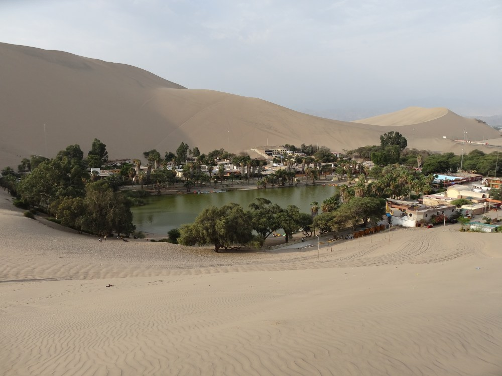 Nazca Lines, Huacachina Oasis & The Ballestas Islands (4/6)