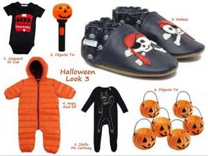 idées mode halloween pour bébé