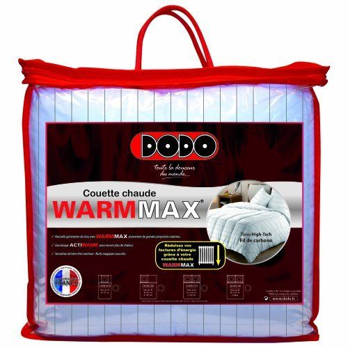 test la couette dodo warmmax concours. Black Bedroom Furniture Sets. Home Design Ideas
