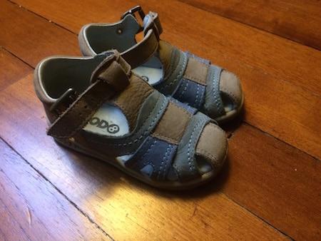 chaussures pour bébé de la marque mod 8