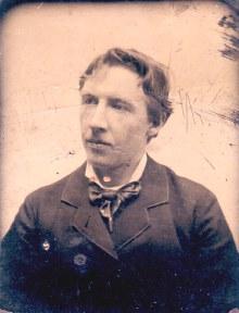"""# 1890, Valentin LANDRIEU (1.1) """"La Vierge"""""""