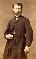 1869 - Docteur Alfred PADIEU à son mariage, père de Gustave PADIEU (x 53)