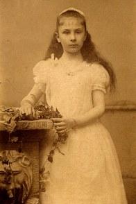 Marie-Thérèse PADIEU, demi-sœur de Gustave PADIEU (x 53)