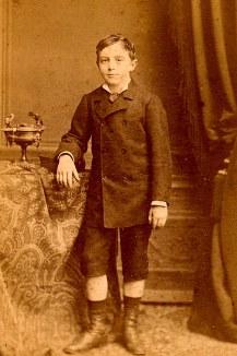 1894 - Philippe LANDRIEU (54) à 12 ans