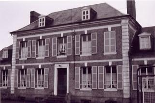Maison et étude de Jules LEVOIR à Canchy