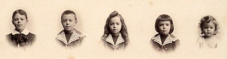 # 1908 - Enfants de Gustave LANDRIEU (44)