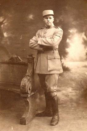 1917 - Michel LANDRIEU (171) - Soldat