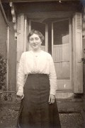 27 janvier 1918 - Lucie LANDRIEU (421) à Enghien