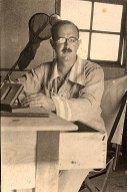1918 - Marcel LANDRIEU (57) à l'armée d'Orient, Hôpital de Port-Saïd (Égypte)