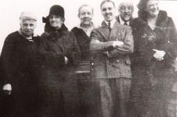 1929/30 - Louise LANDRIEU (41) - Mathilde FERLAND-LANDRIEU (x 12) - Mathilde LANDRIEU-DUPONT - (23) - René LANDRIEU (444) - Raoul LANDRIEU (12) - Mme COMMETANT (amie)