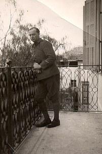 Novembre 1939 - Marc LANDRIEU (571) - Mobilisé à Beyrouth (Liban)