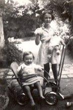 1940 - Famille Marcel LANDRIEU (57) - Au Vésinet