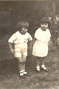 1930 - Bernard (1711) et Jacqueline LANDRIEU (1731)
