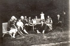 "Mai 1931 - A ""La Vigie"""