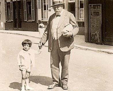 1931 - Gaston (17) et Bernard LANDRIEU (1711)
