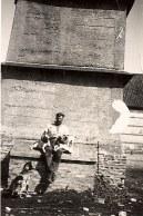 """# 1931- Au """"Grand Logis"""" sur le pigeonnier : Denis LANDRIEU (173)"""