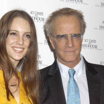 """Christophe Lambert: his confidences on his """"fusional relationship"""" with his daughter Eleanor"""