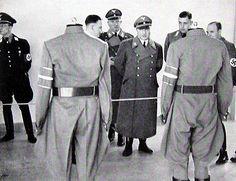 hugo boss y trajes nazis