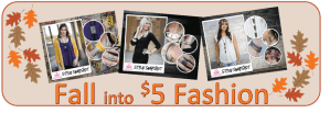 Fall Into Fashion | Paparazzi Jewelry Facebook event image