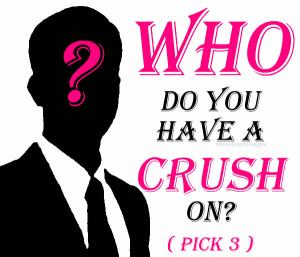Who do you have a crush on | Paparazzi Party games