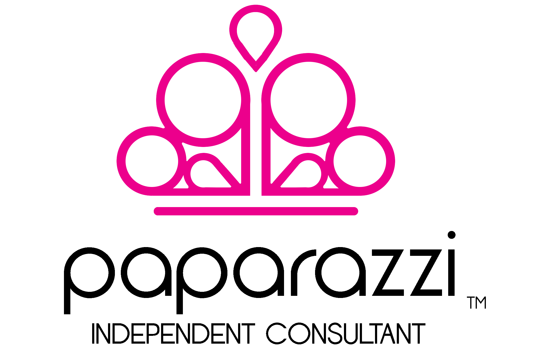 Paparazzi Accessories logo clear background