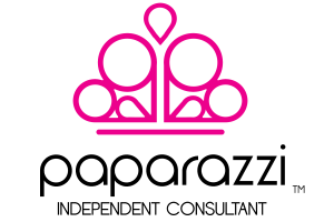 Paparazzi Accessories logo - clear background
