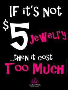 If its not $5 Jewelry | Paparazzi Accessories
