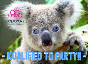 koalified to party - Paparazzi Jewelry Party