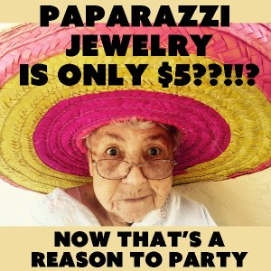 only five dollars - sombrero Paparazzi jewelry meme