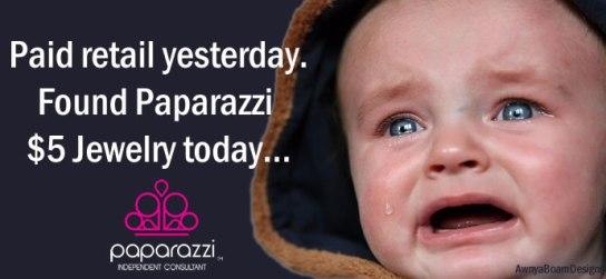 Found Paparazzi today baby
