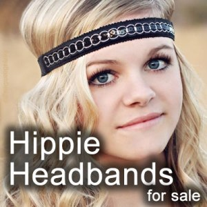 Paparazzi hippie headbands facebook album cover image