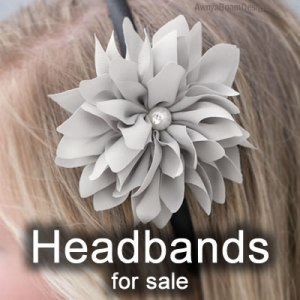 Paparazzi headbands facebook album cover image