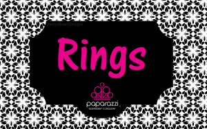 Paparazzi Jewelry Album cover - rings