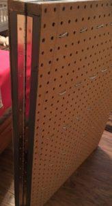 Paparazzi Display board - hinge