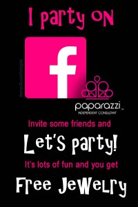 i party on Facebook - Paparazzi Jewelry